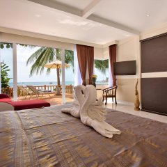 Отель Crystal Bay Beach Resort комната для гостей фото 5