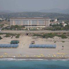 Отель Laphetos Beach Resort & Spa - All Inclusive пляж