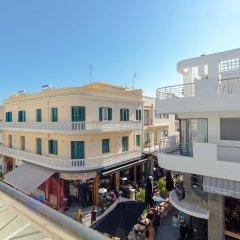 Апартаменты The Perfect Spot Luxury Apartments балкон