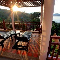 Отель Thavorn Beach Village Resort & Spa Phuket балкон