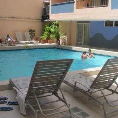 Отель Tiuna Колумбия, Сан-Андрес - отзывы, цены и фото номеров - забронировать отель Tiuna онлайн бассейн фото 3