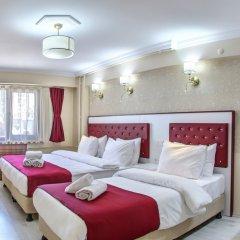 Cihangir Palace Турция, Стамбул - 1 отзыв об отеле, цены и фото номеров - забронировать отель Cihangir Palace онлайн комната для гостей фото 2