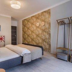 Апартаменты Prague Luxury Apartments комната для гостей фото 5
