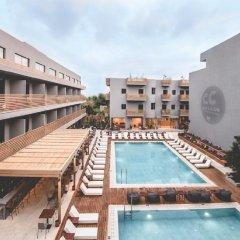 Отель Cook's Club Hersonissos Crete - Adults Only Греция, Херсониссос - отзывы, цены и фото номеров - забронировать отель Cook's Club Hersonissos Crete - Adults Only онлайн бассейн фото 3
