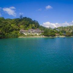 Отель Stunning Oceanview Villa Taipan Таиланд, пляж Панва - отзывы, цены и фото номеров - забронировать отель Stunning Oceanview Villa Taipan онлайн приотельная территория фото 2