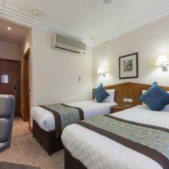 Отель Thistle Barbican Shoreditch комната для гостей