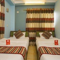 Отель OYO 145 Sirahali Khusbu Hotel & Lodge Непал, Катманду - отзывы, цены и фото номеров - забронировать отель OYO 145 Sirahali Khusbu Hotel & Lodge онлайн комната для гостей фото 4