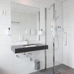 Отель Scandic Sjølyst Норвегия, Осло - отзывы, цены и фото номеров - забронировать отель Scandic Sjølyst онлайн ванная фото 2