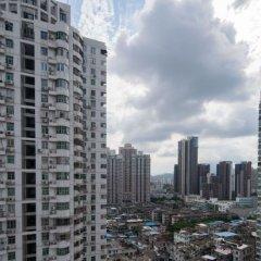 Отель Greentree Inn Dongmen Шэньчжэнь балкон