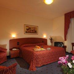 Отель Terme Belsoggiorno Италия, Абано-Терме - отзывы, цены и фото номеров - забронировать отель Terme Belsoggiorno онлайн комната для гостей фото 4
