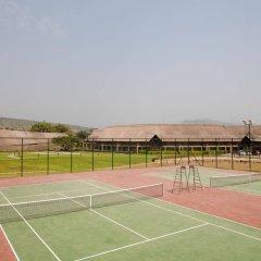 Отель The Royal Senchi Акосомбо спортивное сооружение