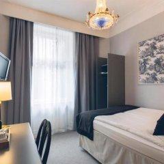 Отель Crystal Plaza Hotel Швеция, Стокгольм - 13 отзывов об отеле, цены и фото номеров - забронировать отель Crystal Plaza Hotel онлайн комната для гостей фото 3