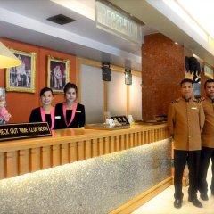 Ratchada City Hotel интерьер отеля фото 3
