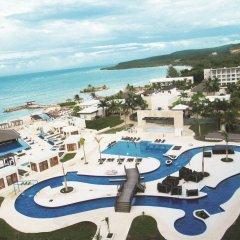 Отель Royalton White Sands All Inclusive Ямайка, Дискавери-Бей - отзывы, цены и фото номеров - забронировать отель Royalton White Sands All Inclusive онлайн пляж фото 2