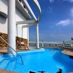 Отель Asia Paradise Hotel Вьетнам, Нячанг - отзывы, цены и фото номеров - забронировать отель Asia Paradise Hotel онлайн бассейн фото 3