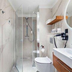 Best Western Premier Hotel City Center Вроцлав ванная