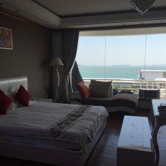 Отель Xiamen 58Haili Seaview Villa Китай, Сямынь - отзывы, цены и фото номеров - забронировать отель Xiamen 58Haili Seaview Villa онлайн комната для гостей фото 4