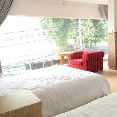 Апартаменты Bach Duong Apartment комната для гостей фото 2