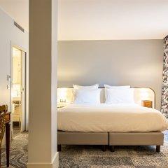 Normandy Hotel Париж комната для гостей фото 3