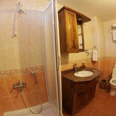 Nazar Hotel Турция, Сельчук - отзывы, цены и фото номеров - забронировать отель Nazar Hotel онлайн ванная