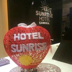 Отель Sunrise Hotel Çameria Албания, Дуррес - отзывы, цены и фото номеров - забронировать отель Sunrise Hotel Çameria онлайн в номере фото 2