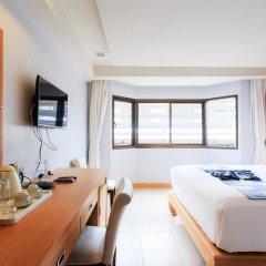Chaweng Budget Hotel комната для гостей