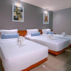 Отель Villa Cha-Cha Khaosan Rambuttri Таиланд, Бангкок - отзывы, цены и фото номеров - забронировать отель Villa Cha-Cha Khaosan Rambuttri онлайн комната для гостей фото 2
