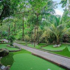 Отель The Springs Resort and Spa at Arenal спортивное сооружение