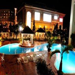 Отель Sammy Hotel Vung Tau Вьетнам, Вунгтау - отзывы, цены и фото номеров - забронировать отель Sammy Hotel Vung Tau онлайн бассейн фото 3