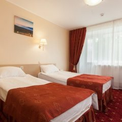 Гостиница Амакс Турист Стандартный номер с 2 отдельными кроватями фото 2