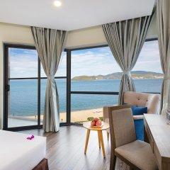 Отель Xavia Hotel Вьетнам, Нячанг - 1 отзыв об отеле, цены и фото номеров - забронировать отель Xavia Hotel онлайн балкон