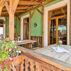 Mercure Sighisoara Binderbubi - Hotel & Spa балкон