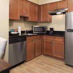 Отель Homewood Suites By Hilton Columbus-Hilliard Хиллиард в номере фото 2