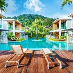 Отель Wyndham Sea Pearl Resort Phuket Таиланд, Пхукет - отзывы, цены и фото номеров - забронировать отель Wyndham Sea Pearl Resort Phuket онлайн балкон