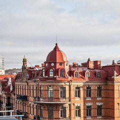 Отель Engel Apartments Швеция, Гётеборг - отзывы, цены и фото номеров - забронировать отель Engel Apartments онлайн городской автобус