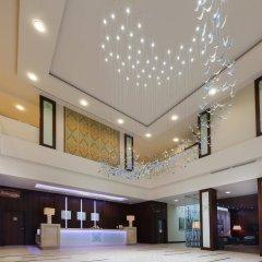 Гостиница Hilton Garden Inn Astana Казахстан, Нур-Султан - 1 отзыв об отеле, цены и фото номеров - забронировать гостиницу Hilton Garden Inn Astana онлайн интерьер отеля фото 3