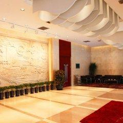 Отель Sun Town Hotspring Resort сауна