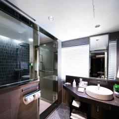 Отель Solaria Nishitetsu Hotel Seoul Myeongdong Южная Корея, Сеул - 1 отзыв об отеле, цены и фото номеров - забронировать отель Solaria Nishitetsu Hotel Seoul Myeongdong онлайн ванная фото 2