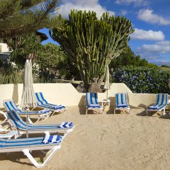 Отель Risco Del Gato Suites The Senses Collection Коста Кальма пляж