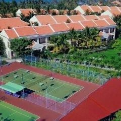Отель Agribank Hoi An Beach Resort Вьетнам, Хойан - отзывы, цены и фото номеров - забронировать отель Agribank Hoi An Beach Resort онлайн спортивное сооружение