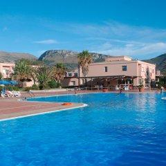 Отель Florio Park Hotel Италия, Чинизи - отзывы, цены и фото номеров - забронировать отель Florio Park Hotel онлайн бассейн фото 3