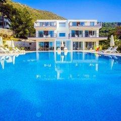 Villa Serenity Турция, Патара - отзывы, цены и фото номеров - забронировать отель Villa Serenity онлайн бассейн фото 8