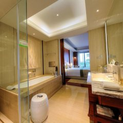 Отель Haitang Bay Gloria Sanya E-Block ванная фото 2