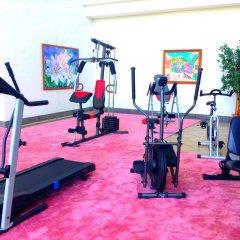 Отель Verona Resort & Spa Тамунинг фитнесс-зал