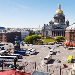 Лотте Отель Санкт-Петербург балкон