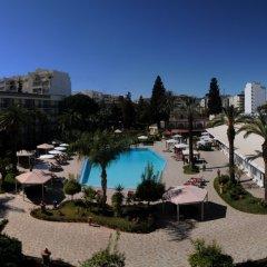 Отель Royal Mirage Fes Марокко, Фес - отзывы, цены и фото номеров - забронировать отель Royal Mirage Fes онлайн балкон