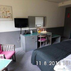 Hotel Odense в номере