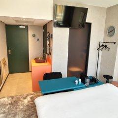 Отель The ED Amsterdam Нидерланды, Амстердам - - забронировать отель The ED Amsterdam, цены и фото номеров фитнесс-зал