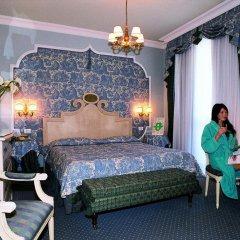 Отель Quisisana Terme Италия, Абано-Терме - отзывы, цены и фото номеров - забронировать отель Quisisana Terme онлайн комната для гостей фото 5