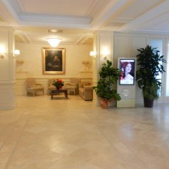 Отель Villa Michelangelo Ситта-Сант-Анджело интерьер отеля